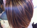 Pictures Of Bob Haircuts with Highlights 16 Chic Stacked Bob Haircuts Short Hairstyle Ideas for