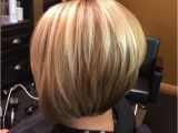 Pictures Of Bob Haircuts with Highlights 21 Hottest Stacked Bob Hairstyles Hairstyles Weekly