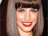 Pictures Of Long Bob Haircuts with Bangs 15 Ultra Classic Bob Hairstyles with Diverse Bangs