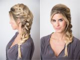 Pin Up Girl Hairstyles for Long Hair 17 Braided Hairstyles with Gifs How to Do Every Type Of Braid