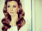 Pin Up Hairstyles for Long Curly Hair Basic Hairstyles for Vintage Pin Up Hairstyles for Long