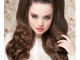 Pin Up Hairstyles for Long Curly Hair Easy to Do 50 S Hairstyles for Long Hair Hairstyles