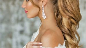 Ponytail Hairstyles for Weddings 80 Lovely Women Ponytail Hairstyles for Long Hair