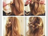 Pretty Easy to Do Hairstyles 15 Cute Hairstyles Step by Step Hairstyles for Long Hair