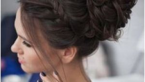 Prom Hairstyles Bun Curls 545 Best Prom Hairstyles Messy Images On Pinterest