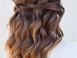 Prom Hairstyles Down and Curly Prom Hair Styles Curly and Messy Look Young Craze