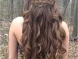 Prom Hairstyles for Long Hair Down with Braids 20 Hairstyles for Prom Long Hair