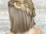 Prom Hairstyles for Medium Hair Half Up Half Down Straight 31 Half Up Half Down Prom Hairstyles