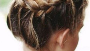 Prom Hairstyles for Medium Hair with Braids Pretty Prom Hairstyles for Medium Hair with Braids New