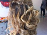Prom Hairstyles Half Up Half Down Curly Braid 31 Half Up Half Down Prom Hairstyles