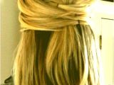 Prom Hairstyles Half Up with Braids Braid Half Up Half Down Hair Style Pics