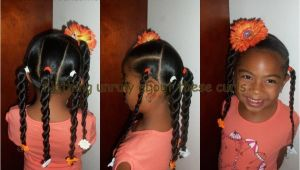 Quick and Easy Hairstyles for Black Girls 5 Quick Cute Hairstyles