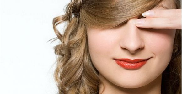 Quick and Easy Hairstyles for Curly Frizzy Hair Quick and Easy Hairstyles for Long Curly Hair