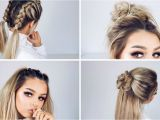 Quick and Easy Hairstyles for Girls with Medium Hair Quick and Easy Hairstyles