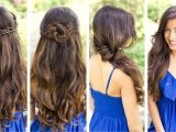 Quick and Easy Hairstyles for Long Hair Youtube 22 Luxury Easy and Cute Hairstyles Youtube Pics