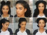 Quick and Easy Hairstyles for Short Thick Hair Easy Everyday Hairstyles Natural Hair Vol 3