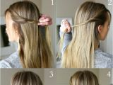 Quick Easy Going Out Hairstyles Best 25 Quick Work Hairstyles Ideas On Pinterest