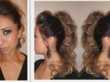 Quick Easy Going Out Hairstyles Going Out Updo Hairstyles