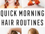 Quick Easy Hairstyles to Do before School 33 Best Hairstyles for Teens