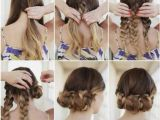 Quick Easy to Do Hairstyles for Long Hair Beautiful Easy Styles for Long Hair Elvern