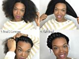 Quick Natural Hairstyles for Black Women Spirit