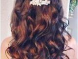Quinceanera Hairstyles with Curls and Tiara 80 Best Quince Hairstyles Images