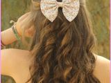 Really Cute and Easy Hairstyles for School Cute Hairstyles for Long Curly Hair School Stylesstar
