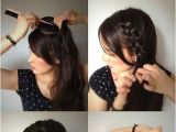 Really Easy Hairstyles for Beginners Simple Step by Step Winter Hairstyle Tutorials for