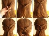 Really Pretty Easy Hairstyles 21 Simple and Cute Hairstyle Tutorials You Should