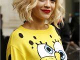 Rita ora Bob Haircut top 40 Best Hairstyles for Thick Hair