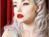 Rockabilly Hairstyles No Bangs 28 Best Hairstyles Images