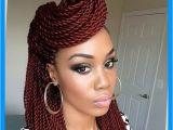 Senegalese Twist Wedding Hairstyles Senegalese Twist Color Glamorous Hair Weddings