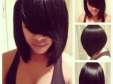 Sew In Bob Hairstyles for Black Women 40 Chicest Sew In Hairstyles for Black Women