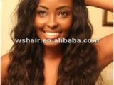 Sew In Weave Hairstyles Wet and Wavy 837 Best Curly Weaves Images In 2019