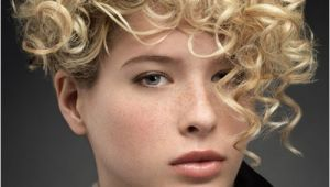 Short Curly Funky Hairstyles Cute Short Curly Haircuts for Beautiful Women New