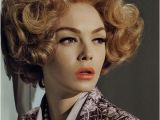 Short Curly Retro Hairstyles 25 Short Vintage Hairstyles