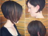 Short Disconnected Bob Haircut 122 Best Hairstyles for Summer Short Hair Images On