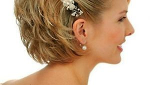 Short Hairstyles for A Wedding Bridesmaid 25 Best Wedding Hairstyles for Short Hair 2012 2013