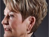 Short Hairstyles for Women Over 60 with Thick Hair Fine Hair Short Hairdos for Over 60 Spiky with Cowlicks