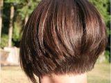 Short Inverted Bob Haircut Back View Back View Of Inverted Bob Haircut