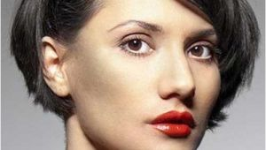 Short Layered Hairstyles for Women with Round Faces 15 Short Layered Haircuts for Round Faces