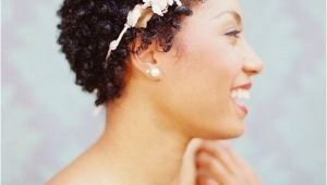 Short Natural Hairstyles for Weddings Fall Wedding Hairstyles for Short Natural Hair