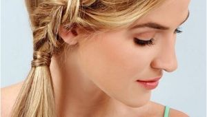 Side Braid Hairstyle Video 18 Cute Braided Ponytail Styles Popular Haircuts