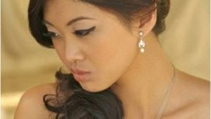 Side Ponytail Hairstyles for Weddings Best Trendy Side Ponytail Hairstyles