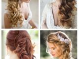 Side Swept Updo Hairstyles for Weddings 40 Gorgeous Side Swept Wedding Hairstyles