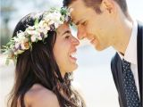 Simple Beach Wedding Hairstyles A Meaningful Elopement In Hawaii Real Weddings