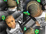 Simple Braided Hairstyles for Black Kids Cute Braid Style for Little Girls Black Hairstyles