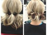 Simple event Hairstyles Updo for Shoulder Length Hair … Lori