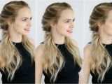 Simple Everyday Hairstyles Youtube Easy Twisted Pigtails Hair Style Inspired by Margot Robbie