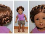 Simple Fun Easy American Girl Doll Hairstyles Different Hairstyles for Cute American Girl Doll